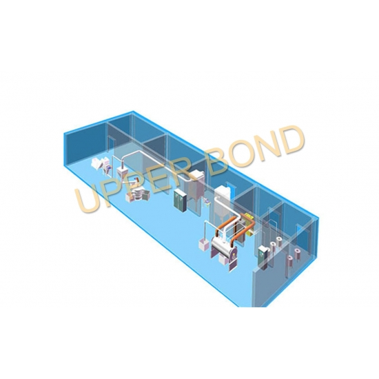 buy tobacco machine for chewing tobacco process line tobacco leaf