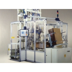 High Tech Automactic Case Packer for Cigarette Carton Packaging Exporters